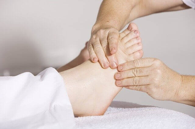 bodywork reflexology